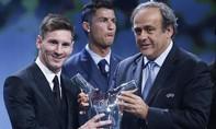 """Messi lần thứ 2 đoạt danh hiệu """"Cầu thủ xuất sắc nhất châu Âu"""""""