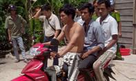 Gia Lai: Hai nghi can giết người vứt xác xuống sông sa lưới công an