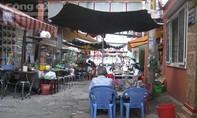 Hẻm chung biến thành 'khu phố ẩm thực'