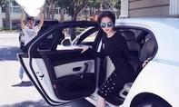 """Nữ hoàng nội y Ngọc Trinh khoe dáng với """"Vòng eo 56"""""""