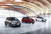 Toyota Yaris 2016 sắp trình làng