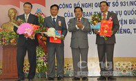 Bình Phước: Công bố thành lập huyện Phú Riềng