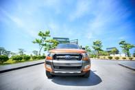 Ford Ranger 2015: Mẫu xe hàng đầu trong phân khúc bán tải tại Việt Nam