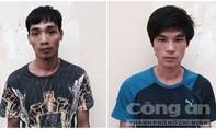 Bắt gọn nhóm đối tượng gây án 'liên hoàn' 10 vụ cướp giật
