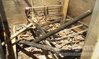 Cháy nhà vắng chủ lúc nửa đêm, nhiều tài sản bị thiêu rụi