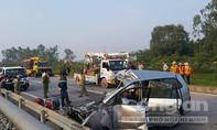 Tai nạn kinh hoàng khiến 3 người Hàn Quốc tử vong tại chỗ