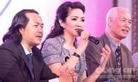 Hoa hậu Giáng My ngồi 'ghế nóng' Duyên dáng doanh nhân VN