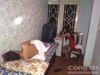 Đột kích cơ sở massage kích dục vùng ven Sài Gòn