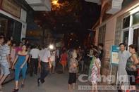 Vụ nổ tại Hà Nội: Đang giám định mẫu vật nghi là mìn tự chế