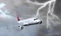 Ảnh hưởng bão số 3, máy bay chuyển hướng về Tân Sơn Nhất