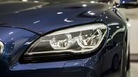 BMW ra mắt Series 6 Gran Coupé phiên bản mới.