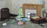 Hàng loạt phòng trọ sinh viên bị mất trộm trong cơn mưa lớn