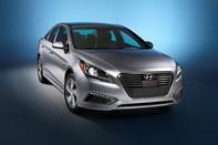 Hyundai ra mắt Sonata 2016 tại thị trường Mỹ