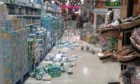 Động đất cực mạnh, sóng thần ập vào Chile