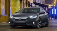 Honda Civic 2016 thay đổi diện mạo mới