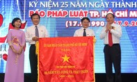 Báo Pháp Luật TPHCM kỷ niệm 25 năm thành lập