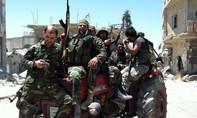 Quân đội Syria bắt đầu sử dụng vũ khí mới do Nga cung cấp