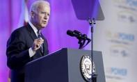 Nhóm gây quỹ đảng Dân Chủ giục phó tổng thống Mỹ Biden ra tranh cử