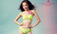 Bỏng mắt ngắm thí sinh Hoa hậu Hoàn vũ Việt Nam khoe dáng với bikini