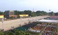 Lễ mít tinh mừng Quốc khánh 2-9