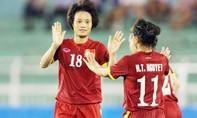 Nữ Việt Nam hạ đo ván nữ Thái Lan