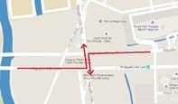 TP.HCM: Điều chỉnh nhiều tuyến đường để tránh ùn tắc