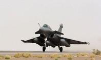 Pháp tiến hành không kích tại Syria
