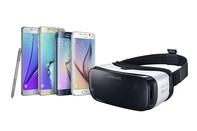 Kính thực thế ảo Samsung Gear VR trình làng