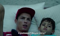 """Trailer phim của Ronaldo """"đốn tim"""" tín đồ túc cầu giáo"""