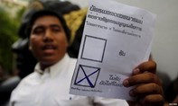 Hội đồng quân sự Thái Lan bác dự thảo Hiến pháp