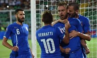 Italia nhất bảng, Hà Lan tiếp tục bại trận