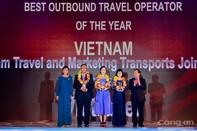 """Giải thưởng Du lịch """"Mê Kông Quốc tế MTAA 2015"""