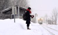 Nhật Bản duy trì cả nhà ga chỉ để phục vụ một nữ sinh đến trường