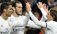Bale bùng nổ trong ngày ra mắt của Zizou