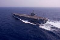 Mỹ công bố video chứng minh Iran phóng tên lửa gần tàu sân bay USS Harry S Truman