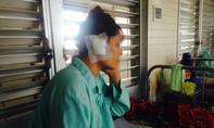 Một người vợ bị chồng cắn đứt lìa lỗ tai trong cơn say