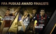 Cầu thủ vô danh đánh bại Messi với cú vô lê chổng ngược tuyệt đẹp