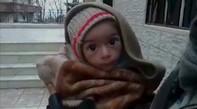 Chiến sự khiến người dân Syria ăn cỏ cầm hơi vì đói