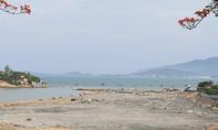 Lấp biển làm dự án, bị phạt 200 triệu đồng