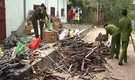 Quảng Bình tiêu hủy hơn 1200 vũ khí, vật liệu nổ
