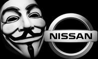 Các trang web của hãng xe hơi Nissan bị Anonymous đánh sập vì... cá voi