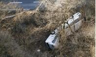 Xe buýt lao xuống sườn núi tại Nhật khiến nhiều người thương vong