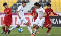 U23 Việt Nam thất thủ vì lối chơi bị động