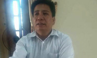 Giám đốc Trung tâm y tế huyện bị cách chức
