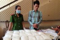 Phá đường dây ma túy khủng từ Trung Quốc về TP.HCM
