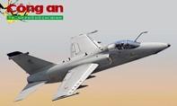 Inforgraphic sức mạnh chiến đấu cơ AMX của Italia vừa triển khai