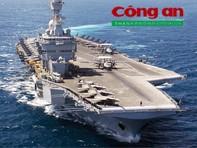 Sức mạnh tàu sân bay Pháp đang tiêu diệt IS