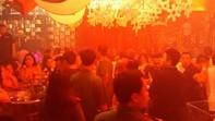 Hàng chục dân chơi Sài Gòn nghi dùng ma túy bị tạm giữ ngày đầu năm