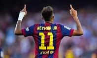 Neymar giành Quả bóng Vàng Brazil 2015