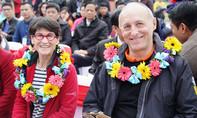 Hà Nội đón vị khách du lịch quốc tế đầu tiên năm 2016